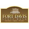 Bonnie Hamilton, Fort Davis Bank