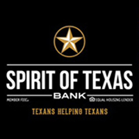 Greg Brooks, Spirit of Texas Bank